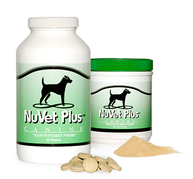 NuVet Plus® K-9 Wafers